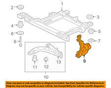 Chevrolet GM OEM 14-16 Impala Limited Front-Steering Knuckle Spindle 23127630