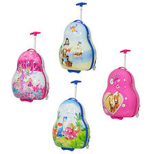 Niedlicher Kinder Trolley Koffer Gr. M - Motiv Dinos, Feen, Pirat oder Pferde