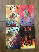 Coda #1 4 5 7 Boom Studios 2018 NM 9.4 Set of 4 Unread
