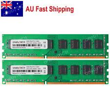 AU 16GB 2x8GB PC3-12800 DDR3-1600Mhz 240p DIMM CL11 Desktop Memory Low Density