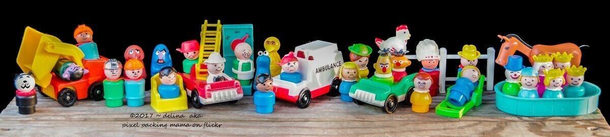 Little People Toys & More