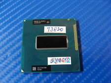 Intel Core i7-3820QM Quad Core 2.7GHz 8MB Mobile CPU Processor Socket G2 SR0MJ