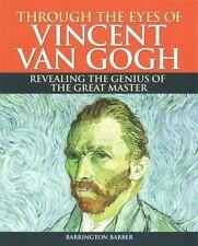 Through The Eyes Of Vincent Van Gogh (Paperback), Selected drawings & Paintings.