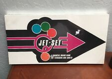 Vintage New In Box Jet-Set A Financial Board Game Teens & Adults 1980's Rare