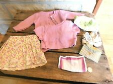 New ListingRetired American Girl Kit Meet Outfit and Accessories