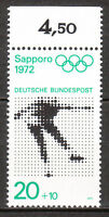 BRD 1971 Mi. Nr. 681 Oberrand Postfrisch LUXUS!!! (8037)