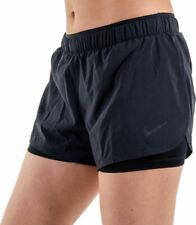 Nike Full Flex 2.0- 2 in 1 Women's Shorts. Black. Large. BNWT 777488-010