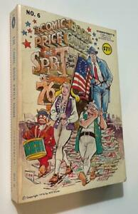 2 Overstreet Comic Book Price Guides -  #6 #7 - 1975-1978 Good Condition