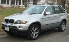 BMW X5 RECONDITIONED 3.0 5SPEED AUTOMATIC GEARBOX ONLY 2003 EXCHANGE