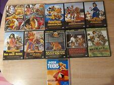 Flotte Teens DVD Box Sammlung - 15 Filme - wie neu - Italien - OOP - Erotik
