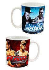 CATCH WWE - Mug RAW / SMACKDOWN (Cena Batista Orton)
