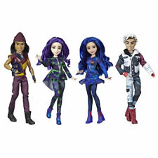 Disney Descendants 3 Isle of The Lost Collection Dolls Pack of 4