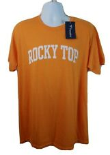 NCAA Fanatics University of Tennessee Volunteers Rocky Top Orange Tshirt Size XL