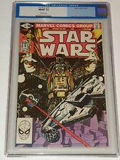 STAR WARS #52 CGC 9.8 MARVEL COMICS OCTOBER 1981 NOT PRESSED DARTH VADER
