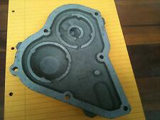 Fiat 128 X1/9 4253466 engine cover genuine Fiat alloy