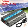1000W Solar Grid Tie Inverter 230V/115V MPPT Pure Sine Wave Inverter 50/60Hz