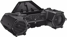 BOSS AUDIO Bluetooth Stereo Amplified All-Terrain ATV Sound System With Storage