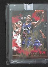 2015-16 Panini Replay Basketball Autograph DeMar DeRozan No 5 of 10