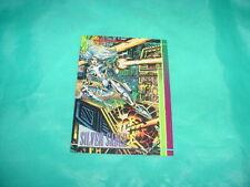 "1993 MARVEL UNIVERSE IV PROMO ""SILVER SABLE"".  SKYBOX."