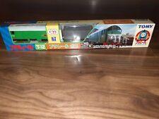 tomy thomas trackmaster boco brand new in sealed box very rare