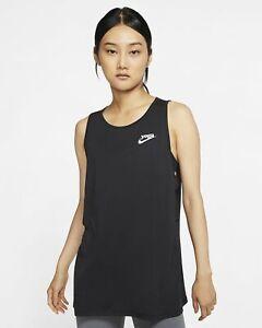 Women's Nike Yoga Tank Large BV5712-010