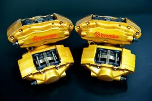 Nissan 350z brembo brake kit front and rear almost new