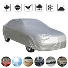 Universal Full SUV Car Cover Waterproof Breathable Sun UV Rain Dust Resistant