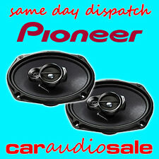 "PIONEER TS-A6933i 6""X9"" INCH 420 WATT 3 WAY COAXIAL CAR DOOR SPEAKERS"