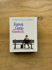 Coffret 2 disc Minidisc Forrest Gump album music soundtrack