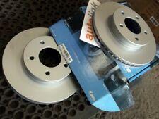 Front brake disc set, Mazda Bongo 2.0i, 2.5 V6, TD diesel 2x new 276mm discs