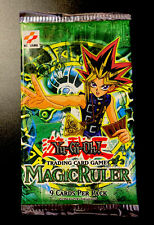 Yu-Gi-Oh! Magic Ruler Booster Pack Factory Sealed 🔥