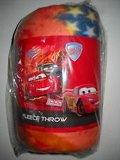 Disney Pixar Cars 2 Racing Legend Fleece Throw