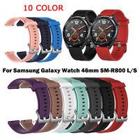 Für Huawei Watch GT2 GT 42mm/46mm Silikon Armband Uhrenarmband Ersatz Watch Band