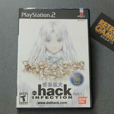 HACK INFECTION PART 1 PLAYSTATION 2 PS2 PAL ITA ITALIANO CIB COMPLETO