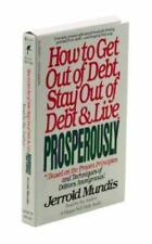NEW! HOW TO GET OUT OF DEBT STAY OUT & LIVE PROSPEROUSLY J MUNDIS AUDIO CASSETTE