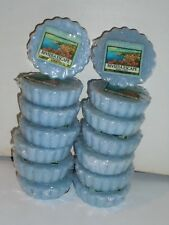 Yankee Candle Tarts  14 RIVIERA ESCAPE