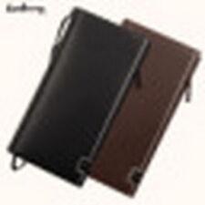Men's Multifunction Handbag Long Pattern Zipper Leather Wallet New Style
