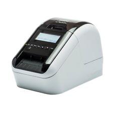 Brother QL-820NWB Netzwerk-Etikettendrucker mit Thermodirekt Druckverfahren