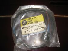 Vintage BMW 1800ti NK 1602 NOS Cable / Voltage Regulator to Alternator / XLNT!