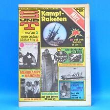 Sport und Technik 3/1981 DDR GST NVA S & T Altenburg Raketenwaffen Bundeswehr L