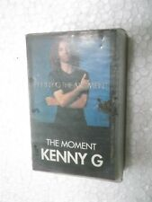 KENNY G  THE MOMENT   1996 RARE orig CASSETTE TAPE INDIA indian