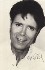 Cliff Richard Photo Original Pop Music Autographs