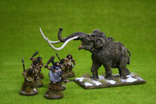 Lucid Eye NEANDERTHALS & DeeZee Mammoth MAMMOTH HUNT! set 28mm