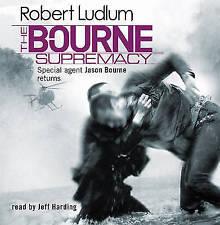 The Bourne Supremacy by Robert Ludlum (CD-Audio, 2004)