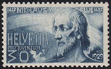 Schweiz Mi.Nr. 238 I postfrisch Mi.Wert 60€ (6529)