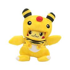 Pokemon Ampharos Maniac Pikachu Plush Doll Stuffed Figure Toys Gift 8 Inch