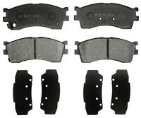 Disc Brake Pad Set-Base Front Raybestos PGD889C