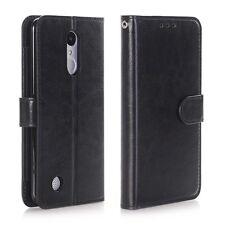 Holder Leather wallet Case For LG K20 Plus / LG K10 2017 / LG LV5  X power 2 LV7
