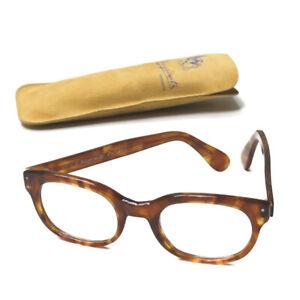 E.B. Meyrowitz MANHATTAN Manhattan light brown/clear Square spectacles