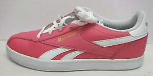 Reebok Size 6 Pink Girls Sneakers Youth Shoes